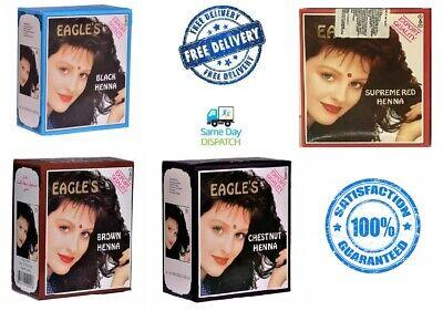 Eagles Henna Color Hair Dye Henna Hair 6 Pcs 10 G Each Eagle S Export Quality Ebay