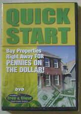 Quick start buy properties right away for pennies on the dollar John Beck's free