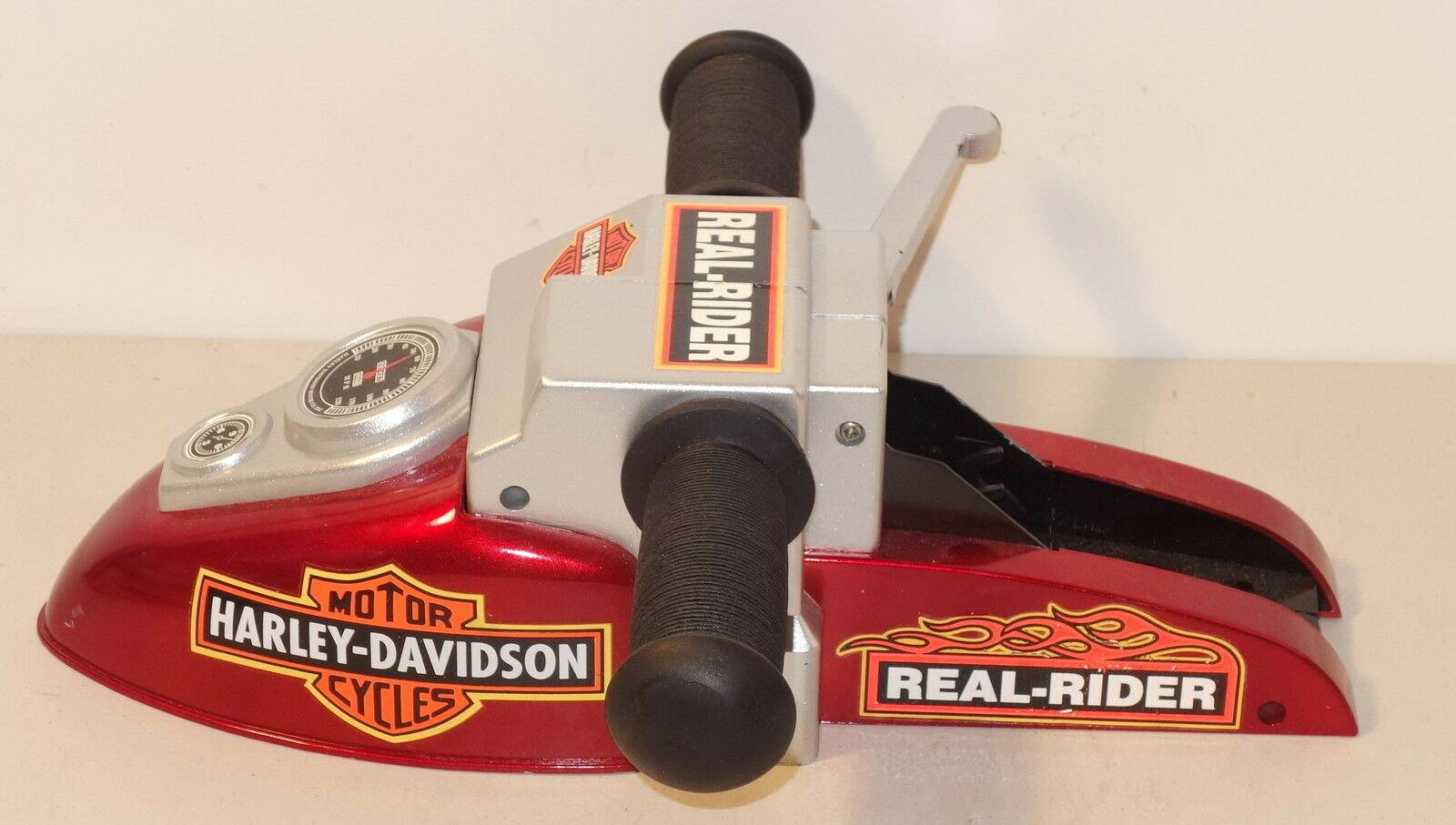 DTE 1993 MATCHBOX SUPERFAST HARLEY DAVIDSON CYCLES  REAL REAL REAL RIDERS LAUNCHER PREPRO bb8aae