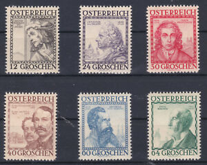 1934-O-Baumeister-Postfrisch-MNH-591-596-180
