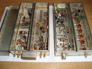 Kassetten-HF-und-ZF-DSS-KSG1300-RFT-Funkwerk-Koepenick