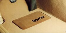 BMW E46 3-Series Genuine Carpeted Floor Mat Set, Mats NEW 325i 325ci 330i 330ci