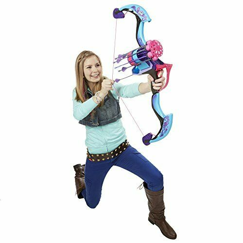 Kids Awesome Bow & Arrow Blaster Toy w  redating redating redating Quiver & 90-Feet Firing Range a7b87d