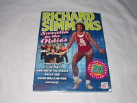 Richard Simmons: Sweatin' To The Oldies (1988) Dvd Workout 20th Anniversary