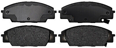 ACDelco Gold 17D311 Organic Front Disc Brake Pad Set