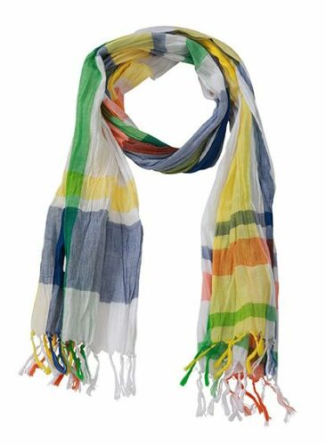 Myrtle Beach Casual Schal im Allover-Karomuster Coloured Scarf Halstuch