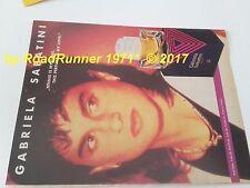 GABRIELA SABATINI parfum_pubblicità originale del 1990_advertisement_publicitè