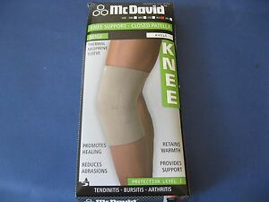 McDavid-Closed-Patella-Knee-Support-Medium-A401S-Thermal-Neoprene-Brace-M-401