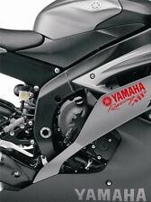 2 x Yamaha YZF R1 R6 MT FJR FZ FJ FZ6 Wheel Rim Sticker Decal Vinyl ANY COLOUR