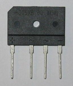 15-Amp-600-Volt-Low-Profile-Bridge-Rectifier-600V-15A-Inline-Compact-Rectifier