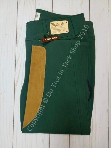 Tailored Sportsman Ladies Vintage Trophy Hunter Black For Front Zip Low-Rise