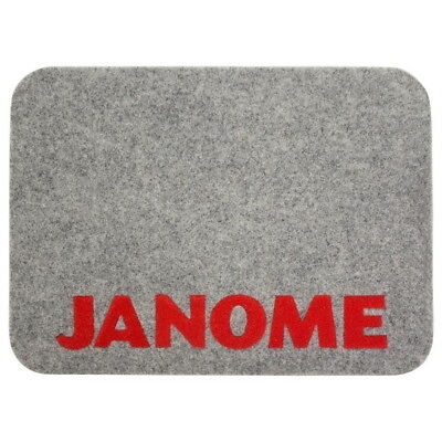 LARGE Mat REDUCES vibration SOUNDS quiet Janome Sewing Machine Muffling SMALL
