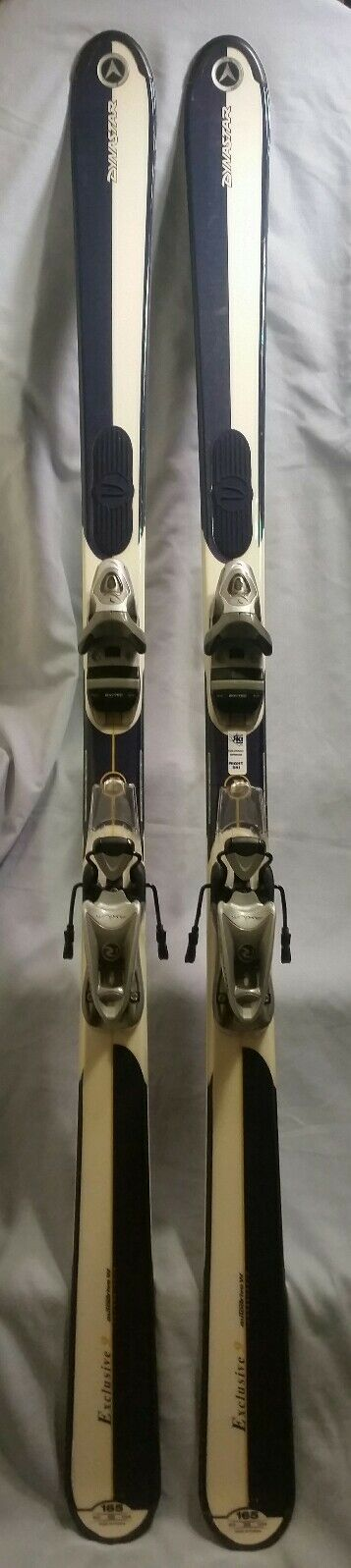 DYNASTAR Exclusive 9 Autodrive W 165cm Women's All-Mtn Skis w Axium Bindings