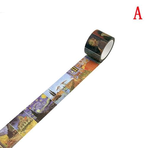 35Styles Washi Tape DIY Dec Scrapbooking Masking Tape Adhesive Stickers Craft s//