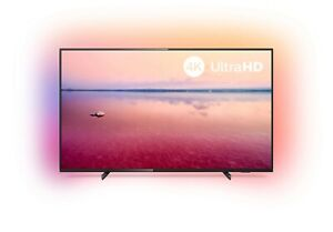PHILIPS-43pus6704-43-034-pollici-108-cm-4k-UHD-WiFi-LED-NERO-Ambilight-Smart-TV