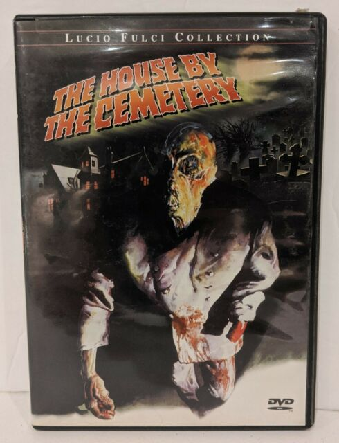 The House By The Cemetery (Anchor Bay DVD, 1981, Region 1/A NTSC)