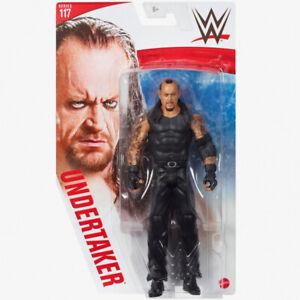 WWE Mattel Undertaker Series 117 Basic Figure