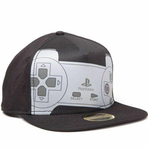 low priced 70cfe 9f381 wholesale official sony classic playstation controller black snapback cap  c88fe 8feb4  get official playstation one ps1 controller baseball cap hat  snapback ...