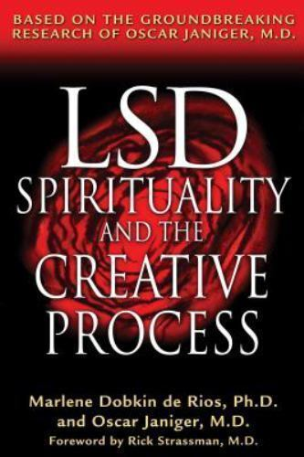 LSD, Spirituality, and the Creative Process - de Rios & Janiger - NEW 8