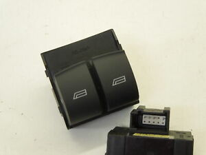 Audi A2 A4 B6 Front OS Right Electric Window Switches Twin New