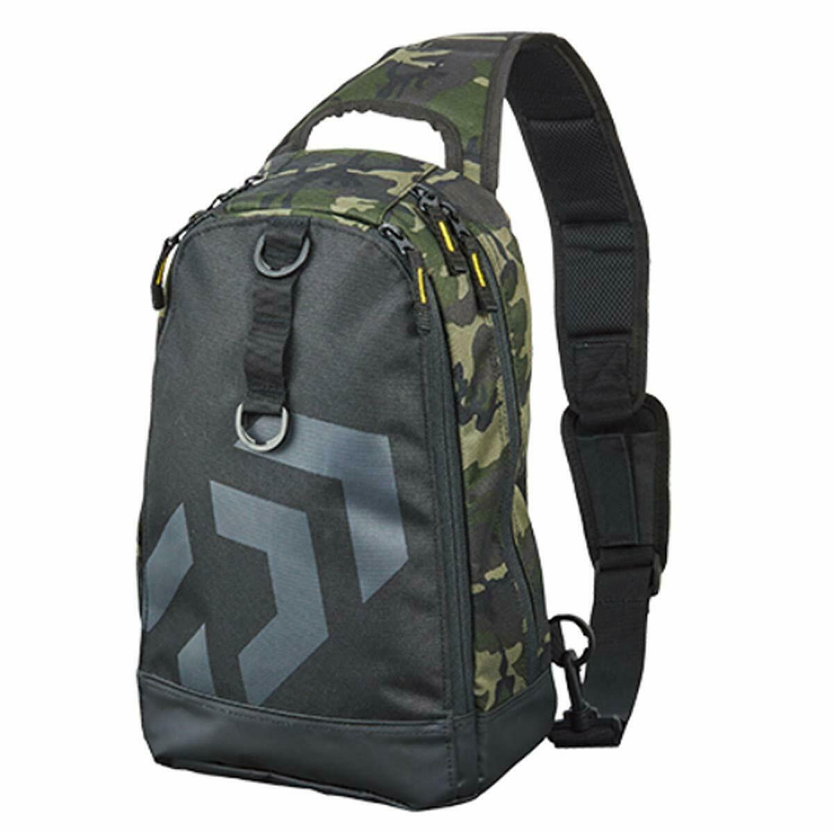 Daiwa ONE SHOULDER BAG C Olive Camouflage