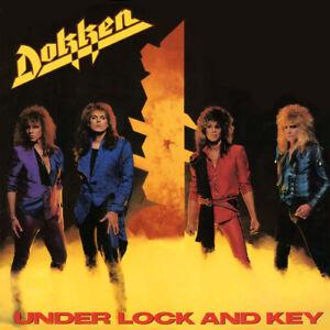 Dokken-Under-Lock-and-Key-CD-Collector-039-s-Remastered-Album-2014-NEW
