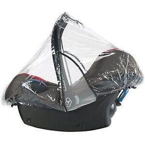 universal raincover fit all car seat infant carrier group. Black Bedroom Furniture Sets. Home Design Ideas