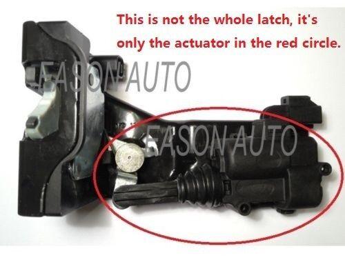 NEW-Liftgate Tailgate Trunk Lock Actuator 09-12 Ford Escape Mariner 9L8Z7843150B