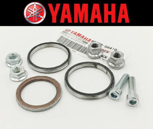 Exhaust Manifold Gasket Repair Set Yamaha XV535 Virago 1987-1991 Complete Set