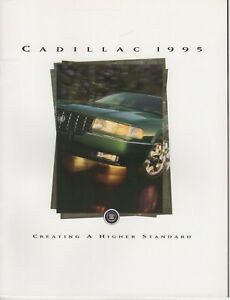 original 1995 cadillac seville sts sls eldorado deville fleetwood sale brochure ebay ebay
