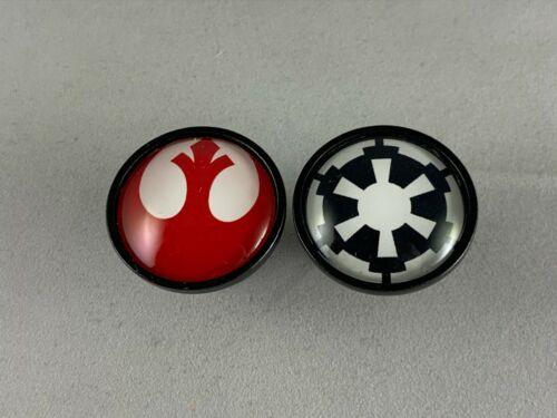 Star Wars Empire and Rebel Dresser Knobs