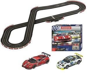 Carrera-Digital-132-Passion-of-Speed-Slot-Car-Racing-Race-Set-30195-NEW
