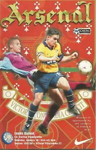 Football-Programme-Arsenal-v-Leeds-United-Premiership-10-1-1998