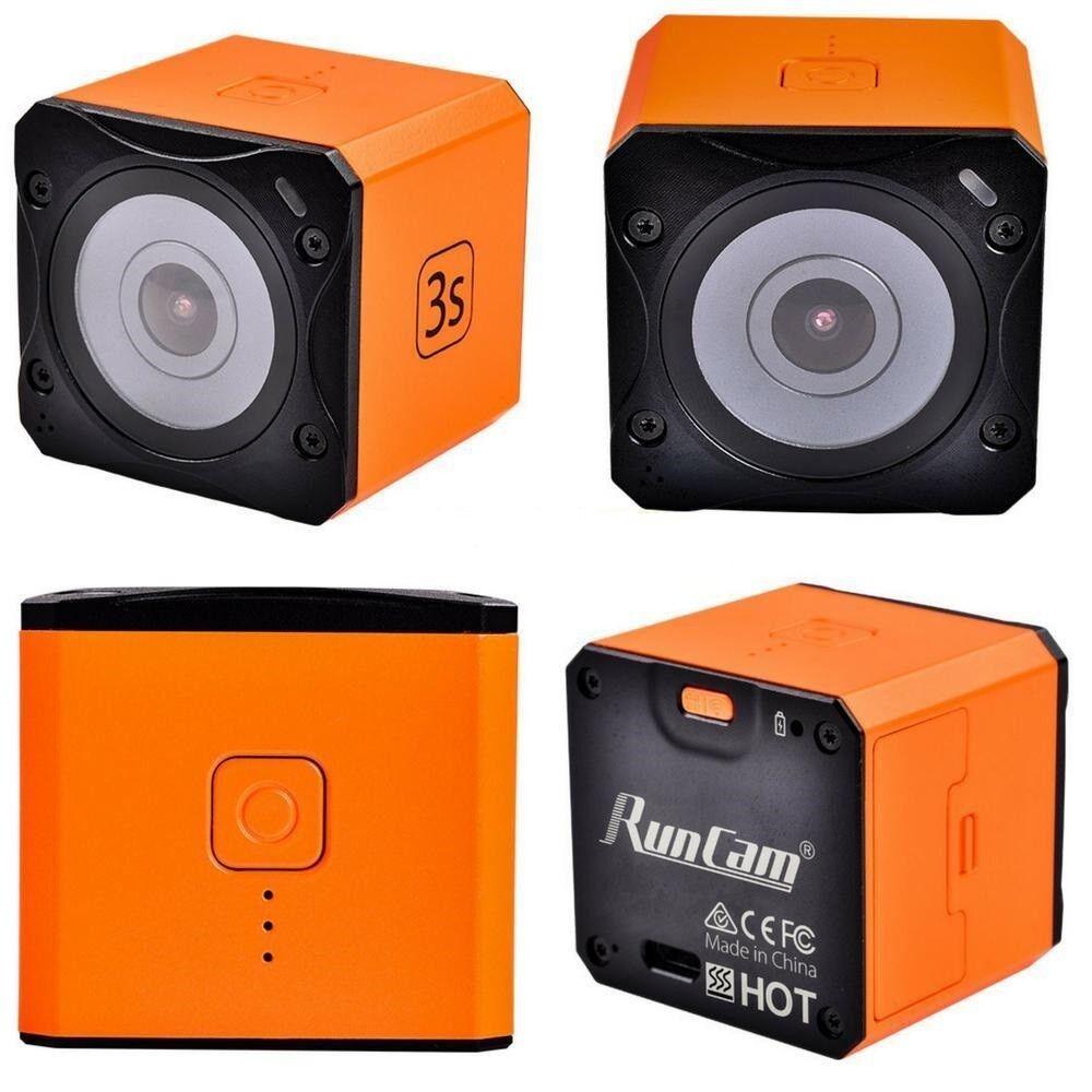 Runcam 3S HD Cámara FPV Wifi 1080P 60FPS NTSC PAL para FPV Quad Drone Carrera Nuevo
