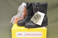 Military Belleville Boots Cold Wet Weather Goretex Black Size 4 X Wide