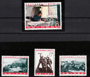 PR-CHINA-1965-034-20th-Anniv-of-Victory-of-Japanese-war-034-MNH