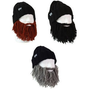 9346d4c2603 Beard Head Barbarian Vagabond Knit Warm Thermal Winter Ski Mask With ...