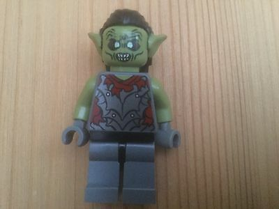 Lego Lord of the Rings LOR011 Moria Orc From Set 9473 The Mines of Moria