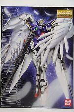 Bandai MG 1/100 Wing Gundam Zero Custom Model