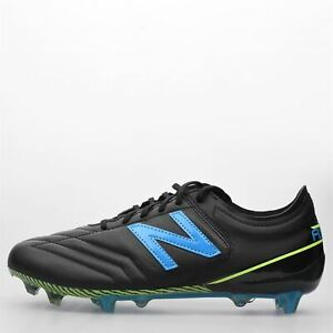 New-Balance-Furon-3-0-K-Cuir-FG-Chaussures-de-football-Homme-Gents-Terre-Ferme-Lacets