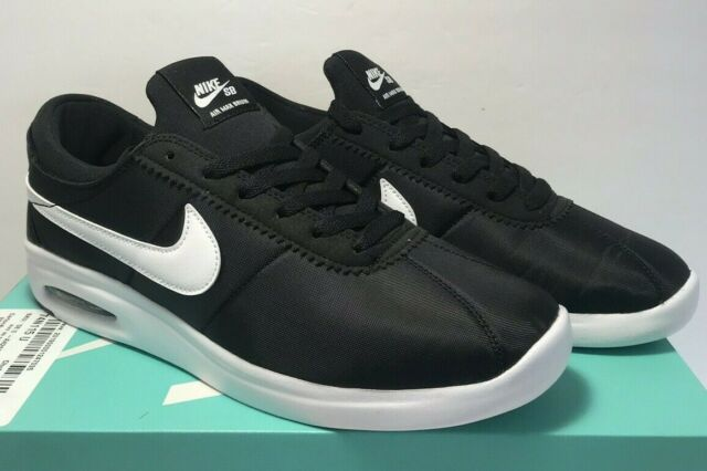 Nike SB Air Max Bruin Vapor Skateboarding Shoes 882097 003 Men's Size 10.5