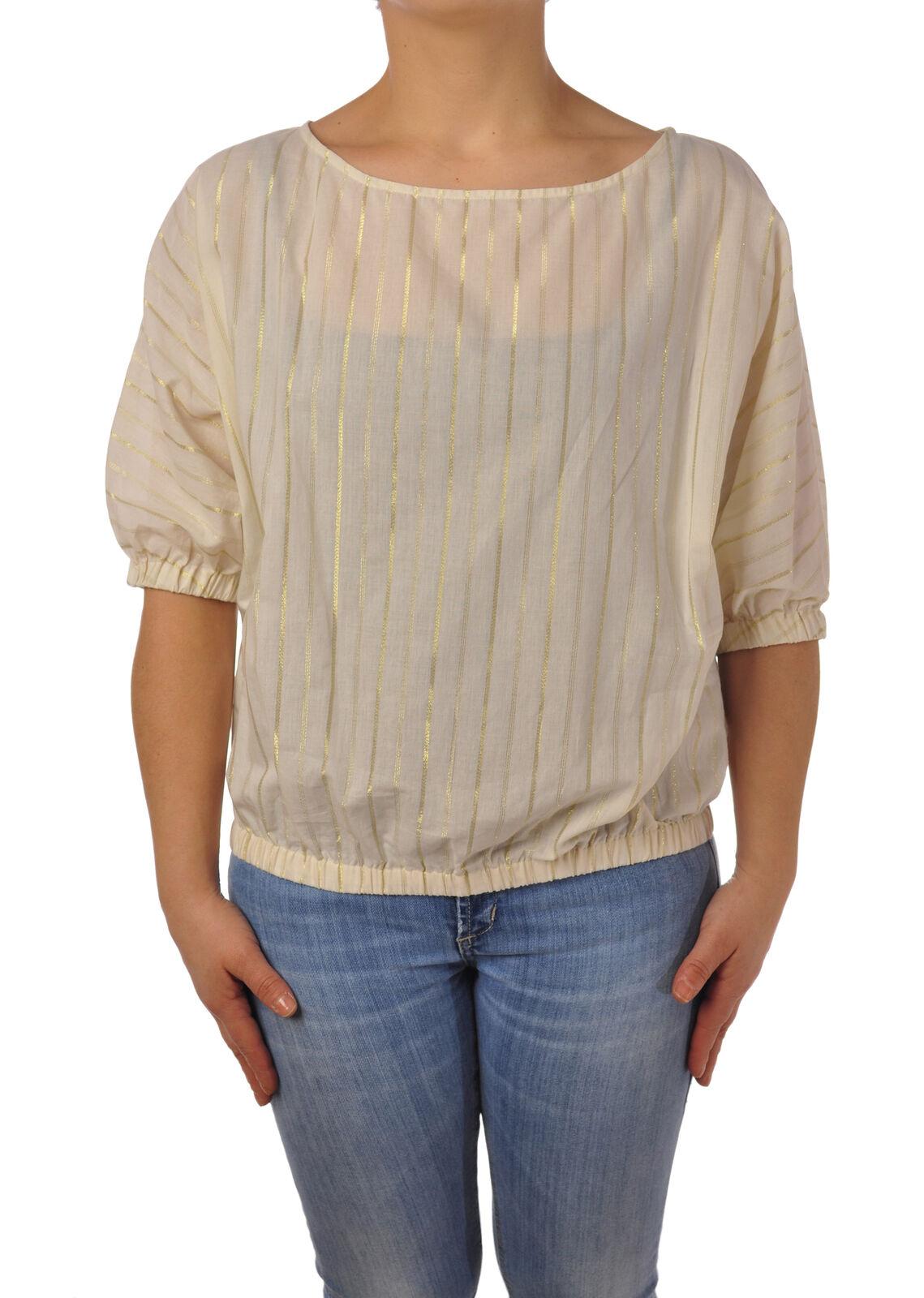 Twin Set - Shirts-Blouses - Woman - blanco - 5095524D184212   80% de descuento