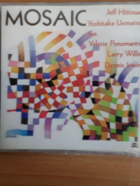 Mosaic, Jeff Hittman, Audio CD, New, FREE & Fast Delivery