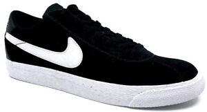 210beda0a550 Nike SB Bruin Zoom PRM SE Mens Sneaker Black White 877045-003 Size 8 ...