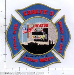 ME Lewiston Engine 3 Patch