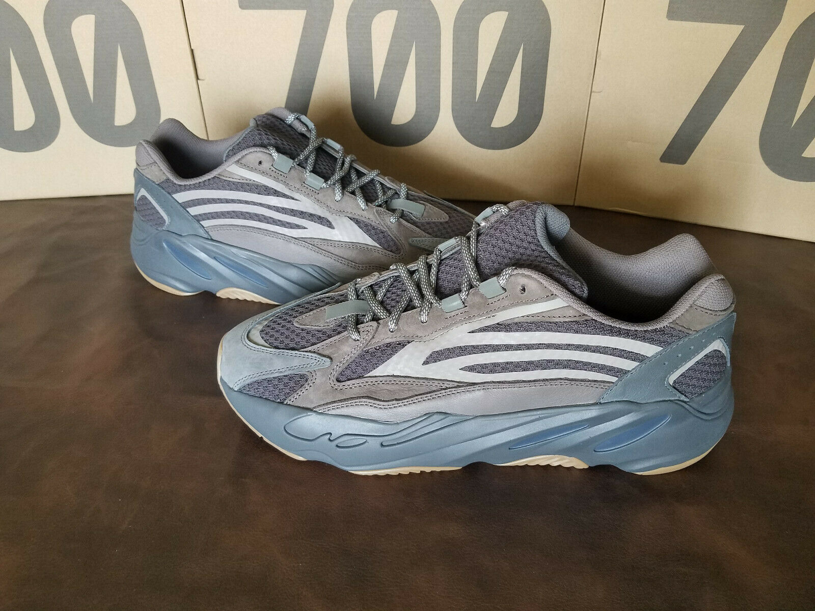 DS adidas Yeezy Boost 700 V2 Geode - EG6860 - Size 13