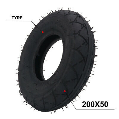 10*2.5 Outer Tire+Inner Tube High Quality For Gas Electric Scooter Bike New