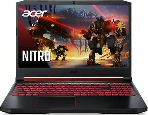 New Acer Nitro 5 Gaming Laptop i5-9300H GTX 1650 15.6 Full HD IPS AN515-54-5812