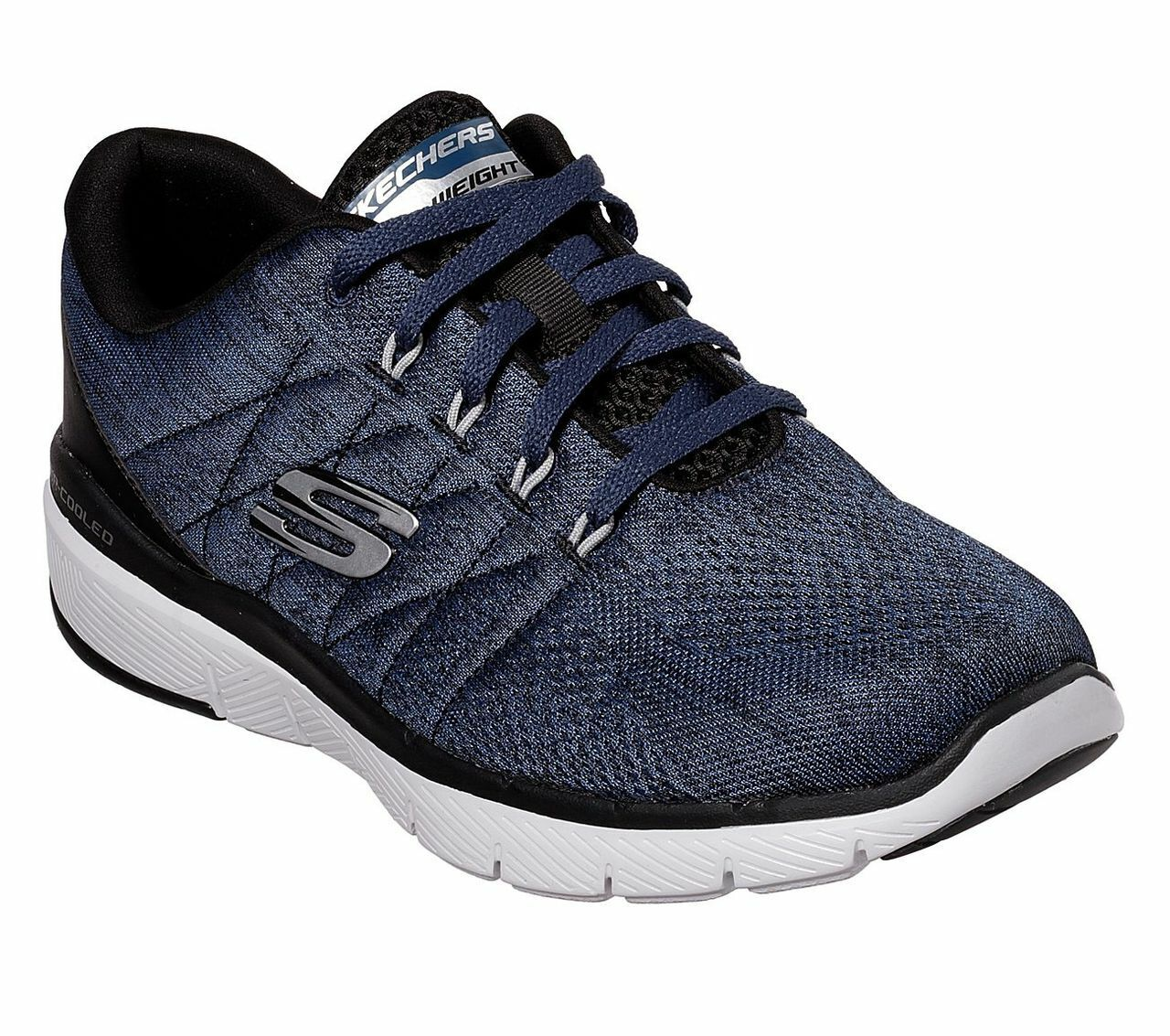 Skechers Sports Men's Flex Advantage 3.0 Stally Trainers Men's Running shoes