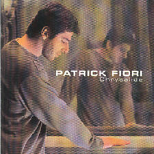 PATRICK FIORI Chrysalide (CD 2000) 12 Songs French Album Made in France